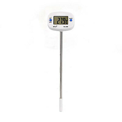 Digital Lcd Display Temperature probe thermometer Cooking Food Temperature