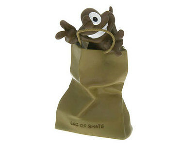 The Turds Figurines - BAG OF SH*TE - Brand NEW in Box and Log Book 1