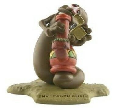 The Turds Figurines - SH*TFACED AGAIN - Brand NEW in Box and Log Book 1