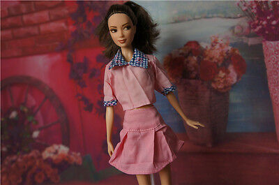 GOOD new GORGEOUS Handmade The original clothes dress for barbies doll C399
