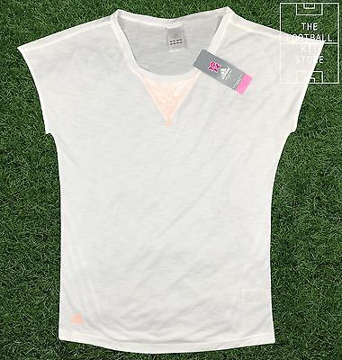 Adidas Womens T-Shirt - Official Ladies London 2012 Tee / Top - All Sizes