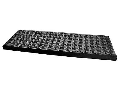 Heavy-Duty Rubber Stair Treads Step Covers Outdoor Non Slip Perfect For Winter