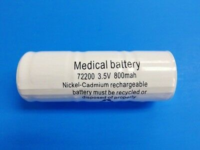 BATTERY FOR WELCH ALLYN #72200 3.6V NiCAD (53001)