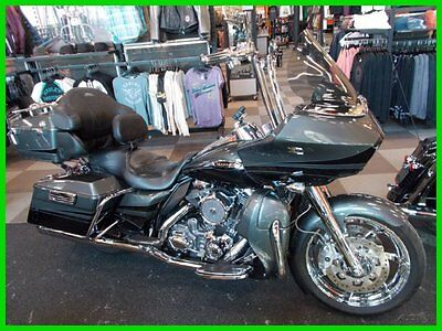 Harley-Davidson : Touring Used 11 Harley Davidson Touring Road Glide CVO Ultra Great Condition