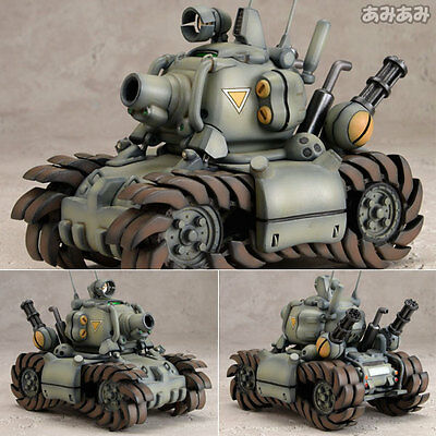 WAVE 1/24 SV-001/I Metal Slug Plastic Model