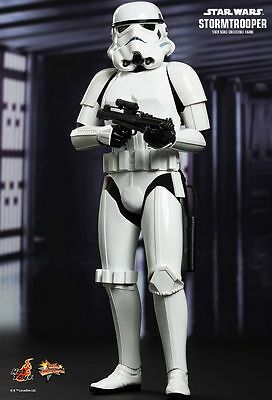 Hot Toys 1/6 Star Wars Episode Iv A New Hope Mms267 Stormtrooper Action Figure
