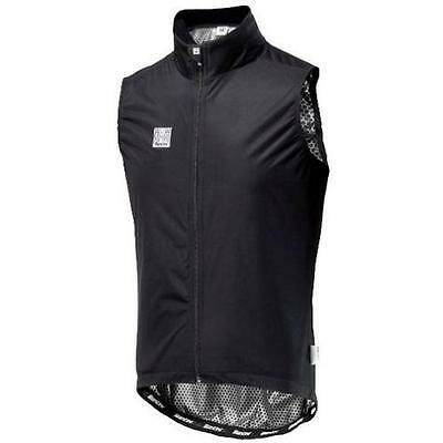 Santini Gilet Guard antipioggia e antivento SP55175 GUARD - Nero bike vest