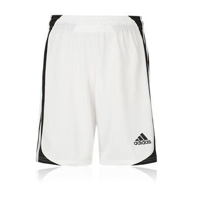 Adidas Nova Junior Boys White Sports Training Running Shorts Pants Bottoms