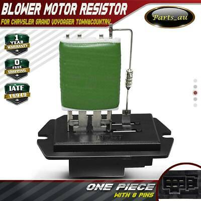Blower Motor Heater Resistor for Chrysler Voyager Grand Voyoager Town&Country