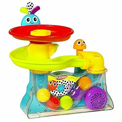 New Playskool Explore N Grow Busy Ball Popper Toy, Gift, Baby, Game