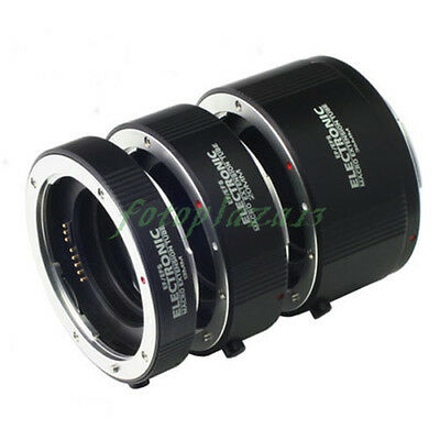 Macro AF Auto Focus Automatic Extension Tube 13+20+36mm DG For CANON EF S Lens