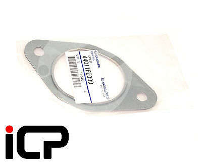 Genuine Turbo Downpipe Lower Gasket Fits: UK Subaru Impreza WRX STi 44011FE000