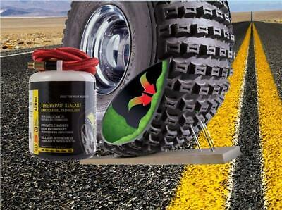 Vehicle Tire Tyre Gel Sealant Refil For Air Inflator Breakdown Bottle