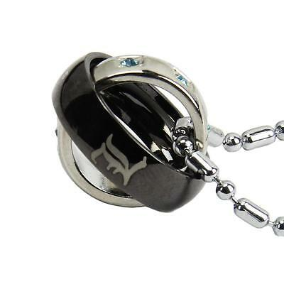 Cosplay Anime Death Note L·Lawliet Chain Ring Necklace Pendants Metal Gift Cool