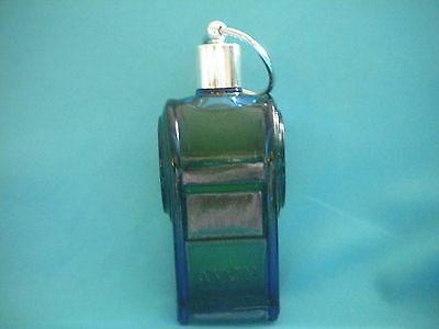 Vintage Avon Bottle - The Big Whistle - Original Box and Lotion