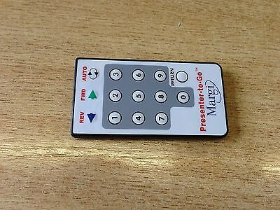 Genuine Original Margi Presenter To Go Remote Control
