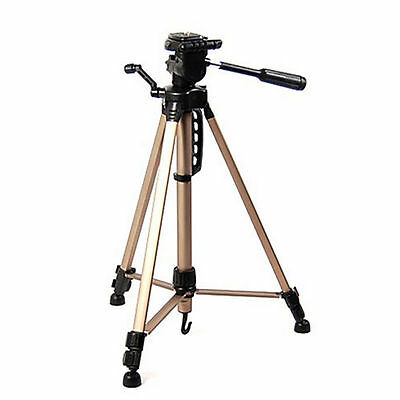 POLAROID TRIPOD PROFESSIONAL HEAVY DUTY FOR DIGITAL CAMERAS and CAMCORDERS