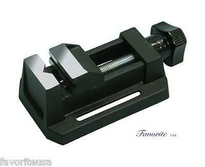 FOREDOM® MINI VISE for DRILL PRESS BENCH VISE HANDY & TABLEVISE - JEWELERS HOBBY