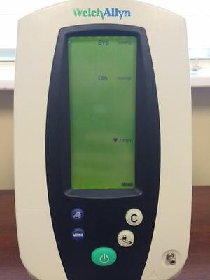 Welch Allyn Spot Vital Signs with NIBP and SureTemp Thermometer #420TB-E1