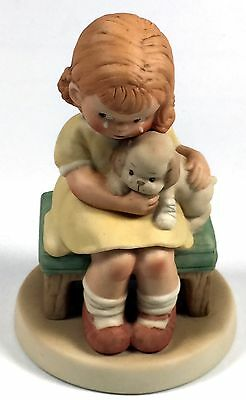 """Enesco Memories of Yesterday """"It hurts when Fido hurts"""" 114561 New in Box"""
