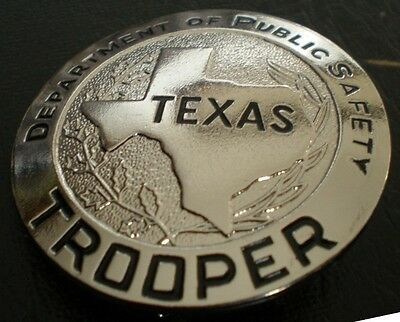 OBSOLETE  BADGE POLICE 1902 ....TEXAS