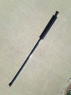 M22 Twist Connect Power Washer Wand 36 inch 14mm w Coupler Commercial