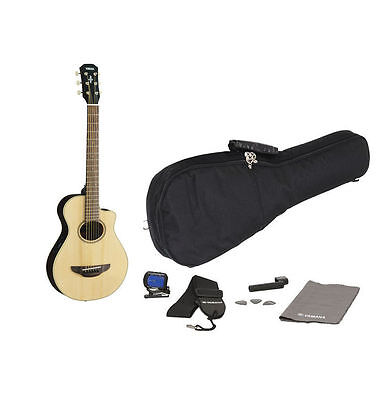 Yamaha APXT2 Acoustic-Electric Guitar Natural w/ Gig Bag