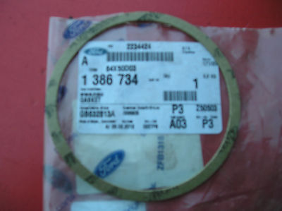 Ford Focus RS Mk2,NEW GASKET,Turbo to Flexie/down Pipe Genuine Ford 1386734
