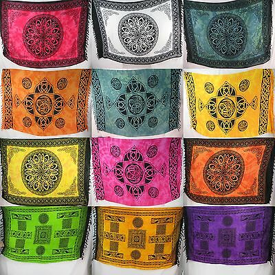 10pcs wholesale sarong  Celtic interlace knotwork beach wrap cover-up swimwear