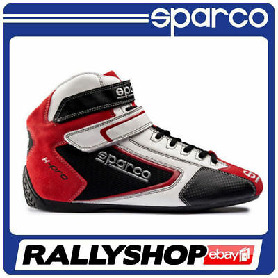 Sparco K-Pro SH-5 shoes size 36 Red CHEAP DELIVERY WORLDWIDE (Race, Rally, Kart)