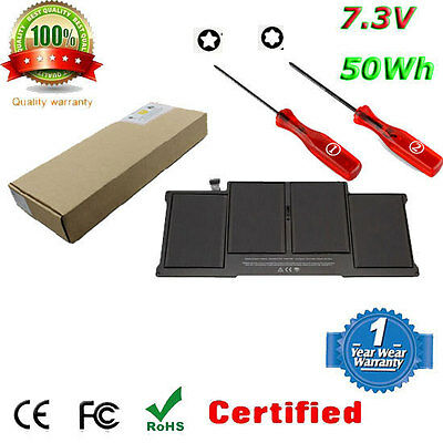 Battery for Apple A1405 020-7379-A MacBook Air 2011 year A1369 & 2012 year A1466