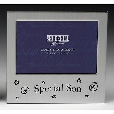 "Special Son Photo Frame 5""x3.5"" Birthday Gift Present"
