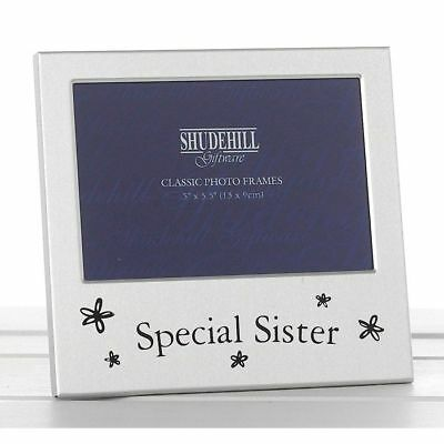 Special Sister Photo Frame Birthday Christmas Xmas Mothers Day Gifts Present