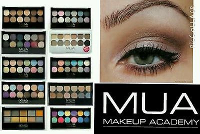 Mua Make Up Academy Eye Shadow Palette 12 Shades ****new****