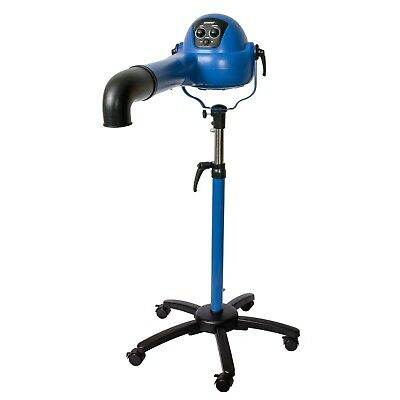 XPOWER B-16 Pro Finisher Variable Speed & Heat Brushless Stand Pet Ionic Dryer