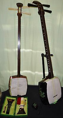 Japanese Instrument Shamisen Professional Skin Repair Service