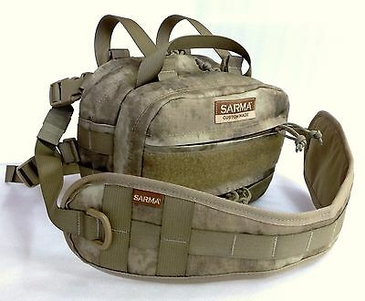 SARMA CUSTOM MADE Multi position EDC bag TorbaMini A-Tacs AU
