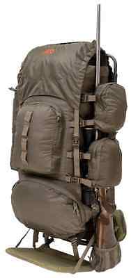 Pack Bag Outdoor Commander Freighter Frame Plus New 5250 Cubic Inches ALPS
