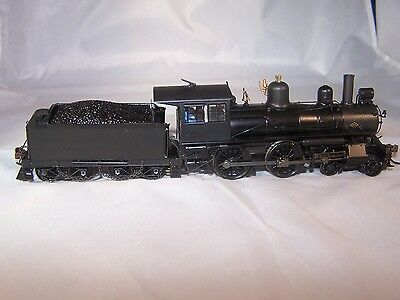 SPECTRUM FROM BACHMANN 'HO' AMERICAN RICHMOND LOCO 4-4-0 (DCC) PAINTED,UNLETTER