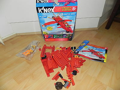 K'nex COLLECT & BUILD 5 AIR ACTION SERIES
