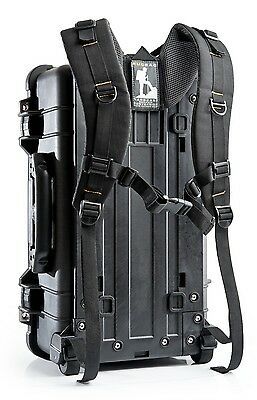 Rucpac Backpack conversion kit for the Pelican 1510 1560 1610 ( NO CASE )