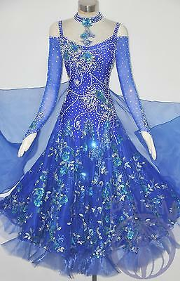 Ballroom .standard. Smooth Dance Competition Dress Size S M L B2217