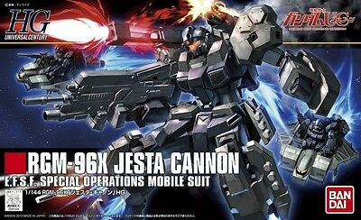 BANDAI HGUC 152 [RGM-96X JESTA CANNON] Model Kit 1/144