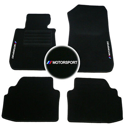 tapis sol moquette logo m motorsport sur mesure bmw serie 3 e92 coupe 2006 2014 eur 999 00. Black Bedroom Furniture Sets. Home Design Ideas