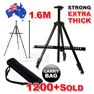Adjustable Stand Tripod Easel Display Drawing Board Art Artist Sketch Painting