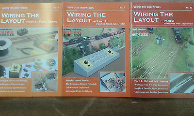 Peco Shows You How Books Wiring the Layout Parts 1 2 3 Model Railway - free post