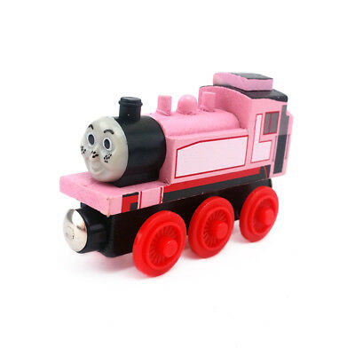 Thomas & Friends Rosie Magnetic Wooden Toy Train Loose New In Stock