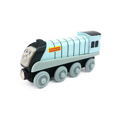 Thomas & Friends Spencer Magnetic Wooden Toy Train Loose New In Stock