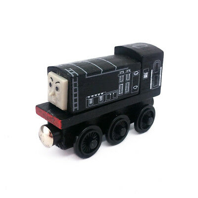 Thomas & Friends Diesel Magnetic Wooden Toy Train Loose New In Stock