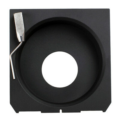 20mm Recessed Lens Board Copal #0 Or #00 Linhof Technika Chamonix Wista Shen Hao